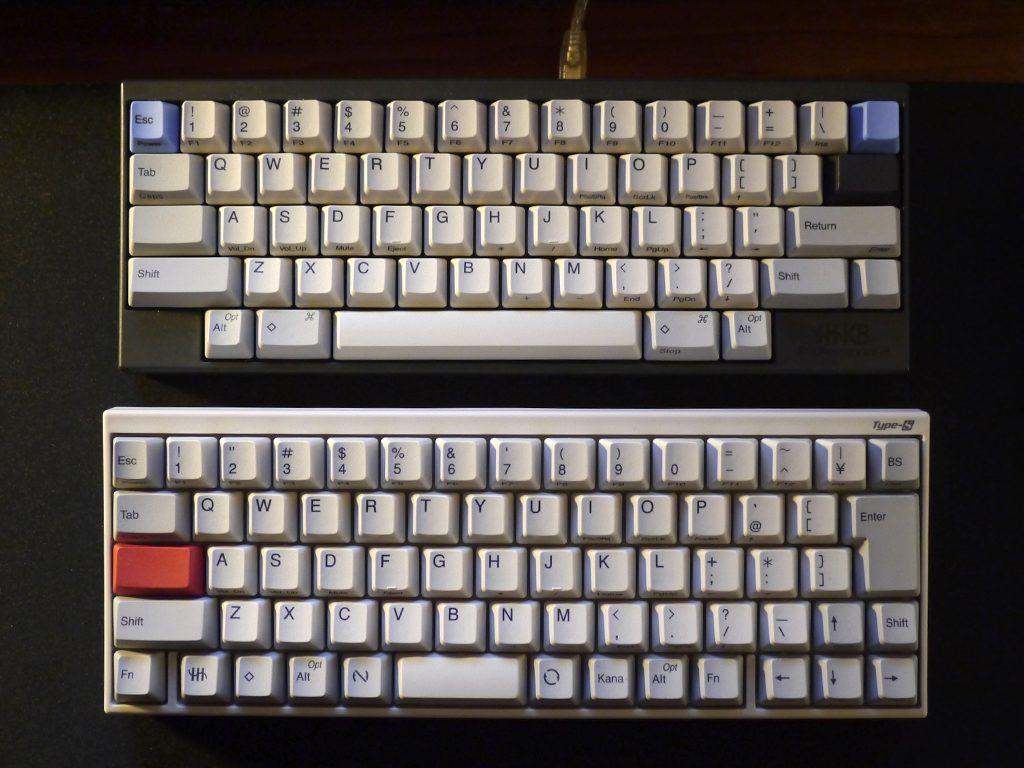 PFU Happy Hacking Keyboard<br>Pro2 & Pro JP Type-S